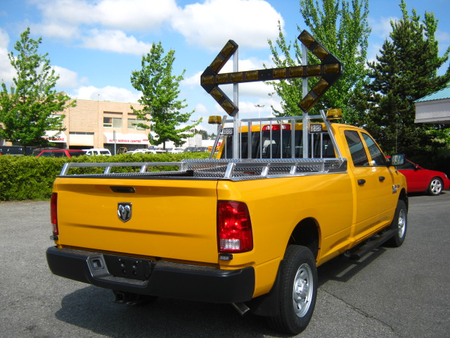 Hi-Lite Truck Accessories, cab guards