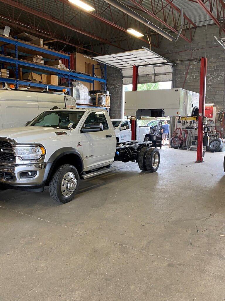 Hi-Lite Truck Accessories, service body