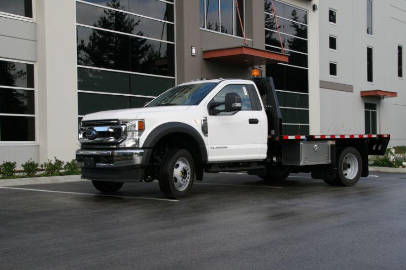 flat deck truck, Hi-Lite Truck Accessories, Surrey BC
