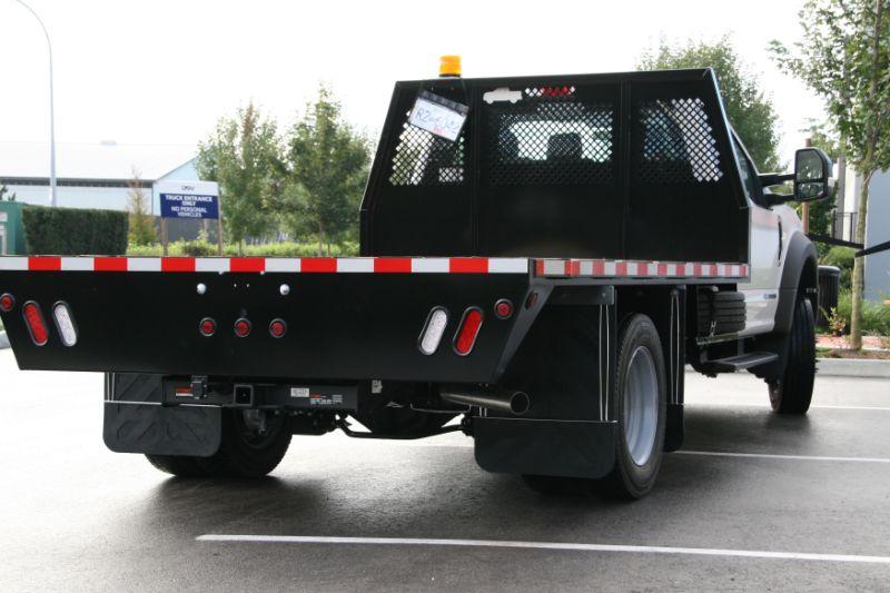 fleet upfitting, flat deck truck, Hi-Lite Truck Accessories, Surrey BC