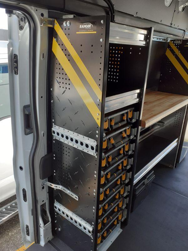 Fleet Upfitting -H-Lite Truck Accessories
