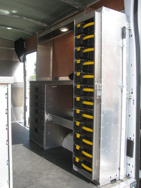 Fleet Upfitting -Hi-Lite Truck Accessories