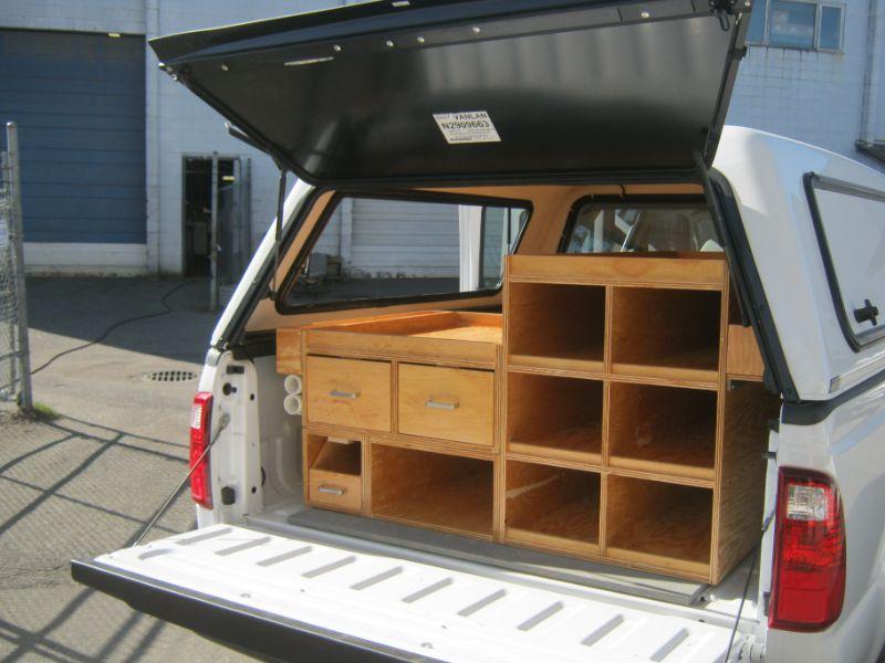 custom fabrication, fleet upfitting -Hi-Lite Truck Accessories
