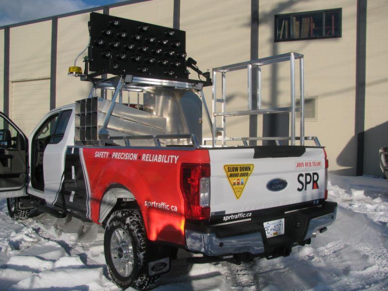 emergency lighting, Hi-Lite Truck Accessories